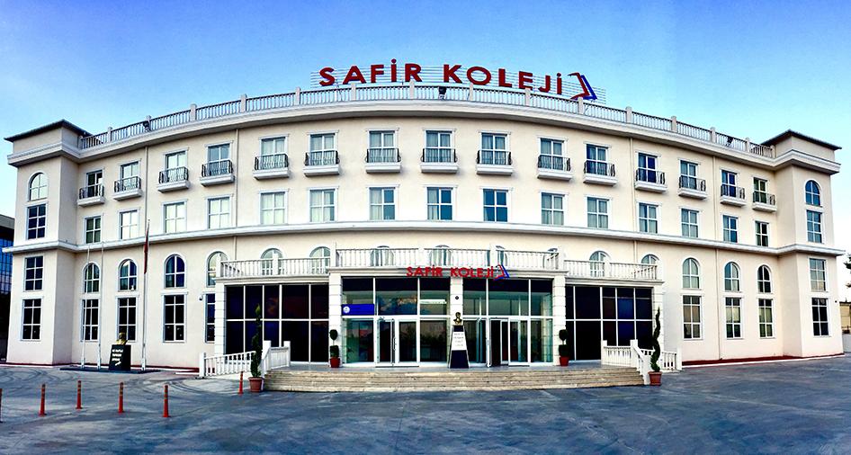 Safir Okulları Edirne Fen Lisesi