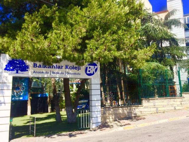 Balkanlar Koleji Yakacık Anaokulu