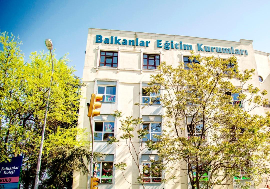Balkanlar Koleji Yakacık İlkokulu