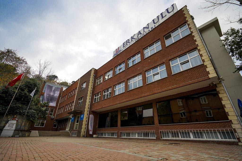 Erkan Ulu Koleji Beşiktaş İlkokulu