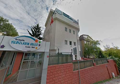 Yıldızlarım Koleji Çengelköy İlkokulu