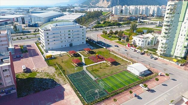 Okyanus Koleji Antalya Ortaokulu
