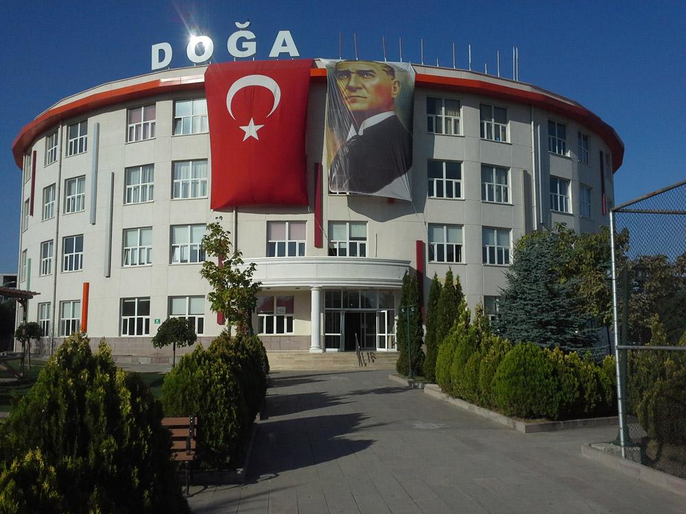 Doğa Koleji Ankara İncek Ortaokulu