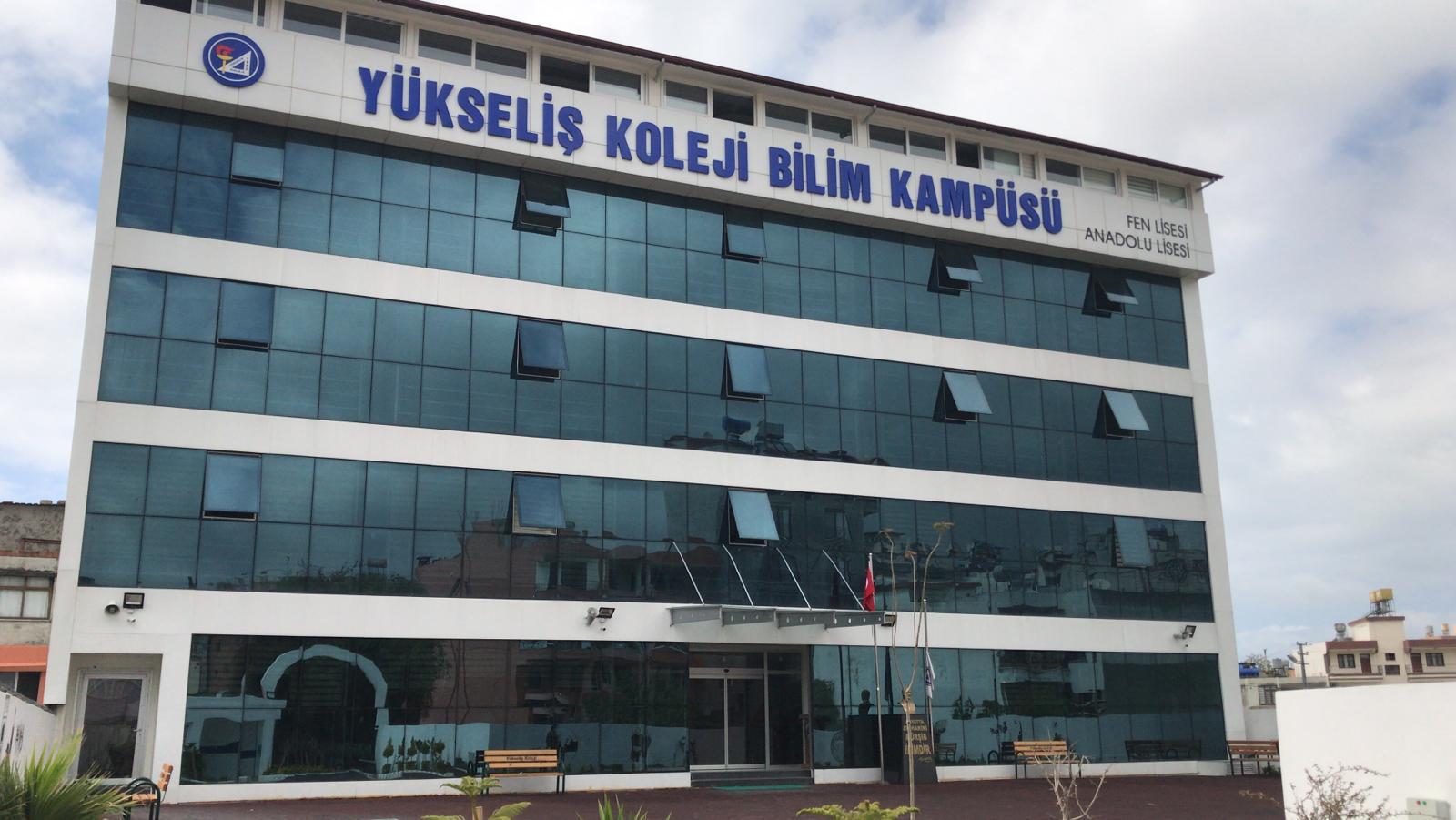 Yükseliş Koleji Akdeniz Anadolu Lisesi