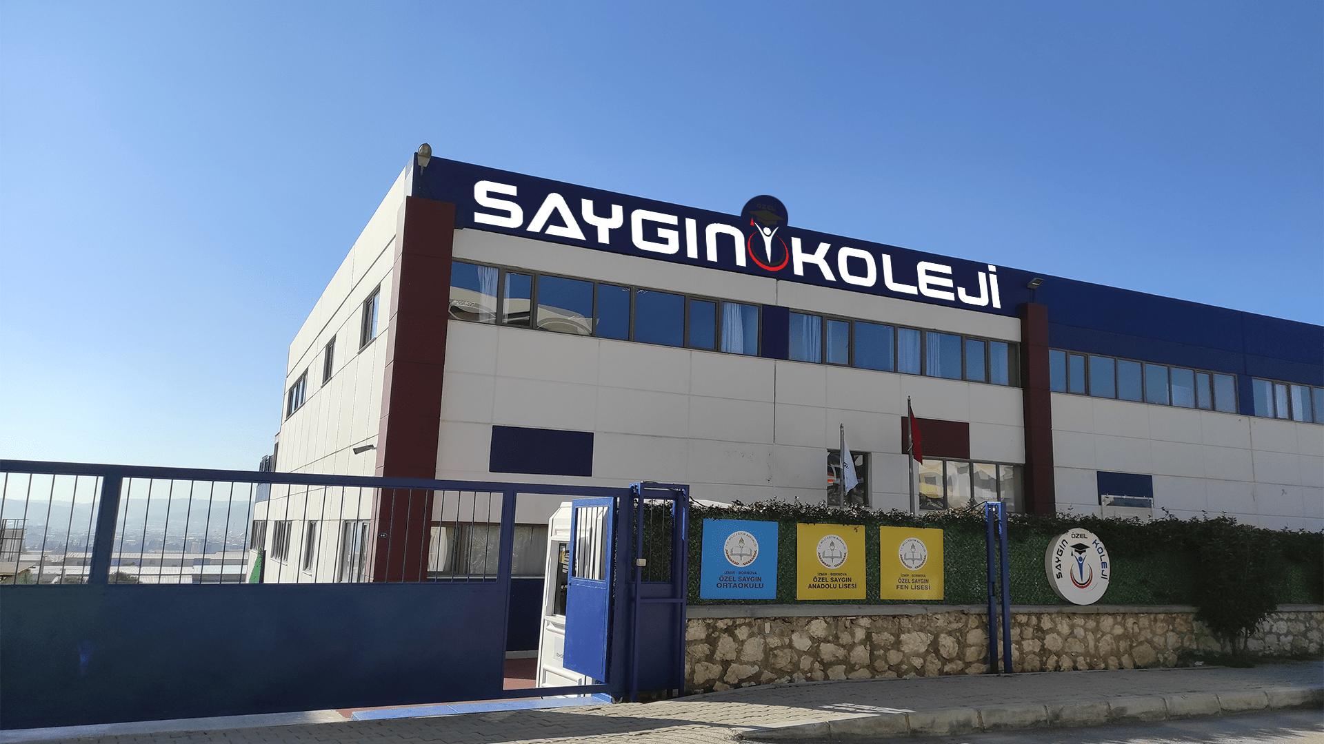 Saygın Koleji Bayraklı Anadolu Lisesi