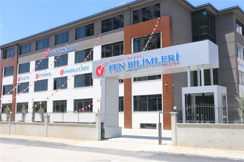 Nazmi Arıkan Fen Bilimleri Kavacık Anadolu Lisesi