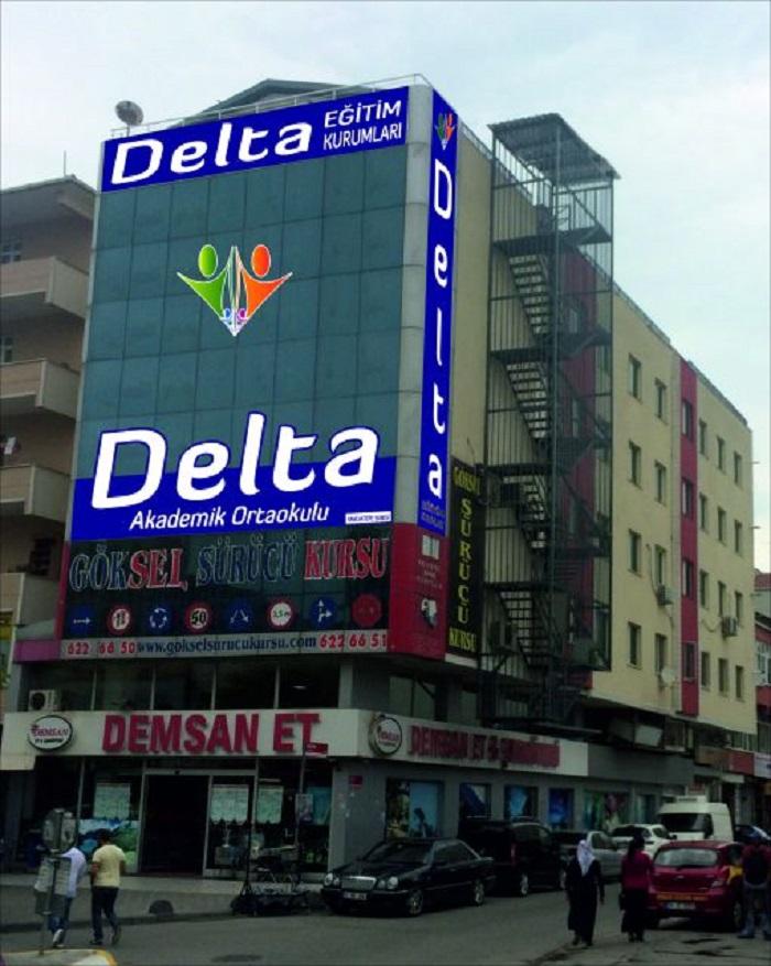 Delta Eğitim Kurumları Üçyol Ortaokulu