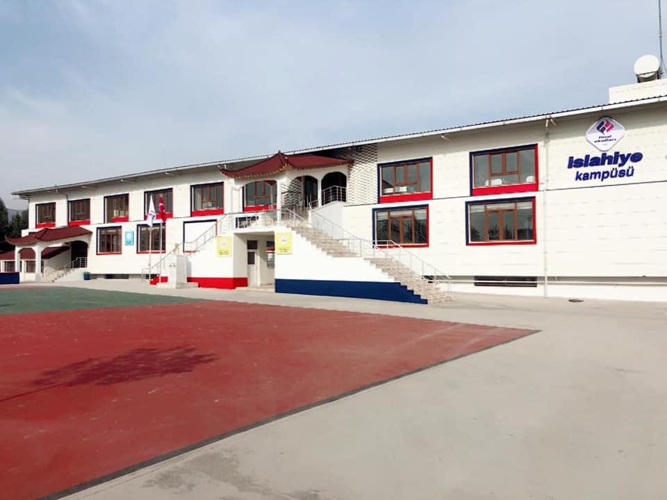 Final Okulları İslahiye İlkokulu
