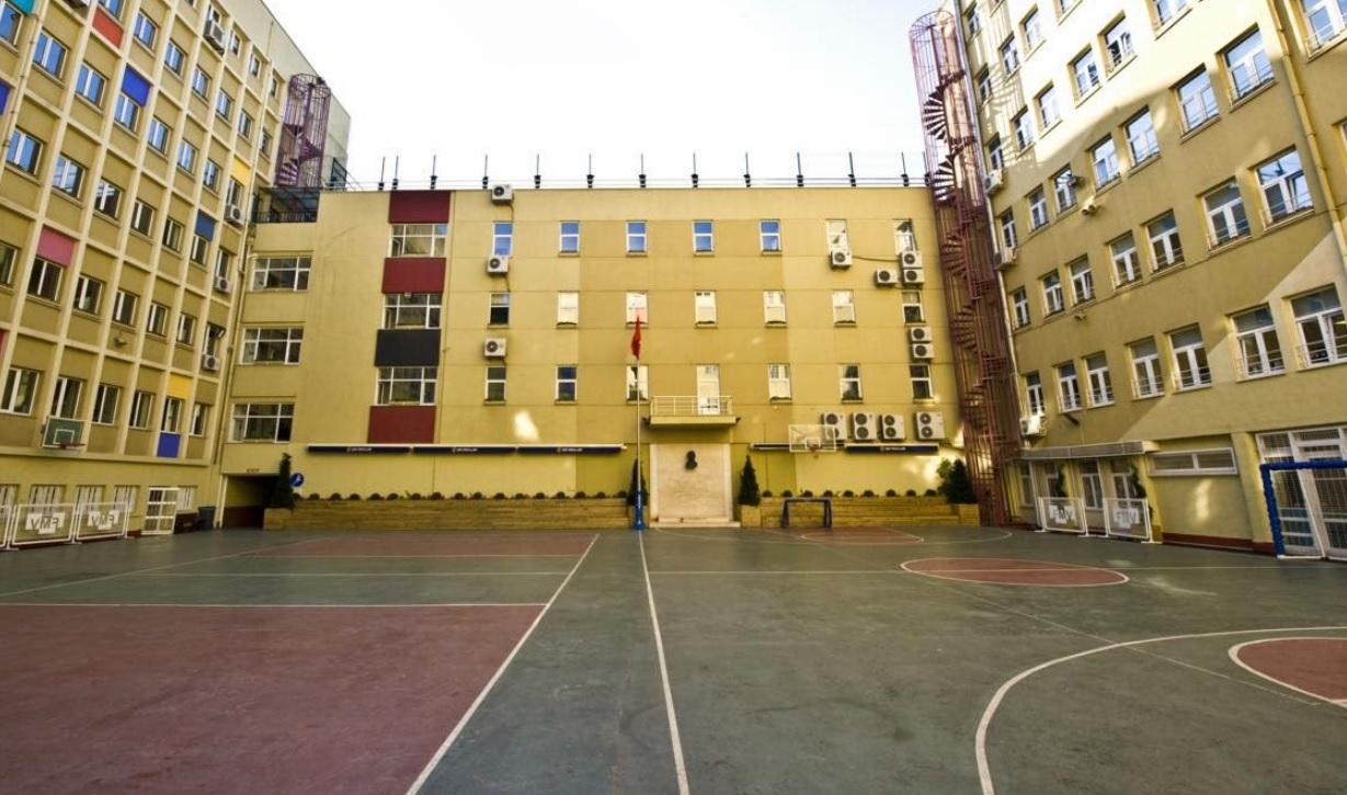 FMV Işık Nişantaşı Anadolu Lisesi