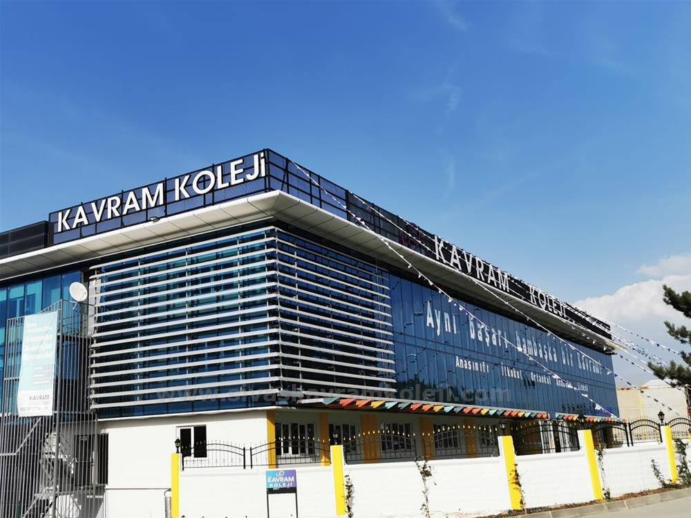 Sivas Kavram Koleji Anadolu Lisesi
