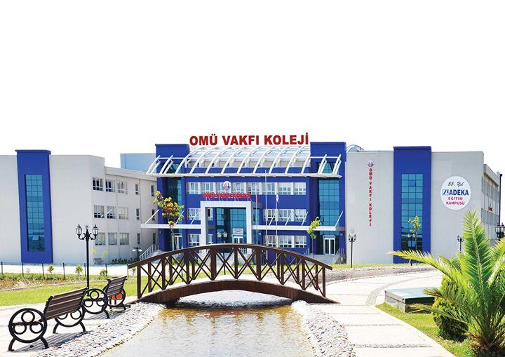 Ondokuz Mayıs Üniversitesi Vakfı Koleji Anaokulu