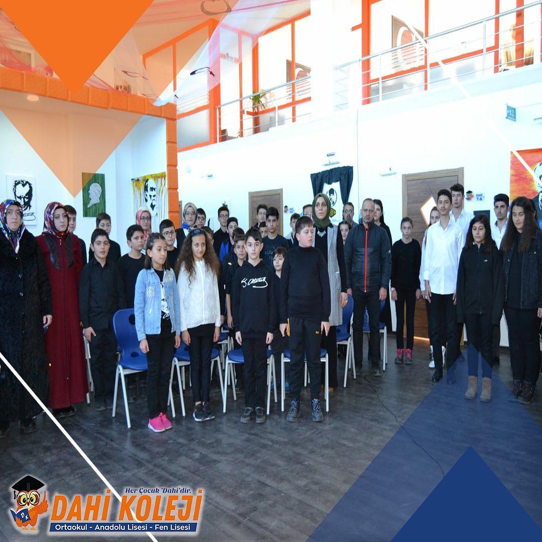 Dahi Koleji Anadolu lisesi