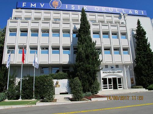 FMV Işık Ayazağa Fen Lisesi