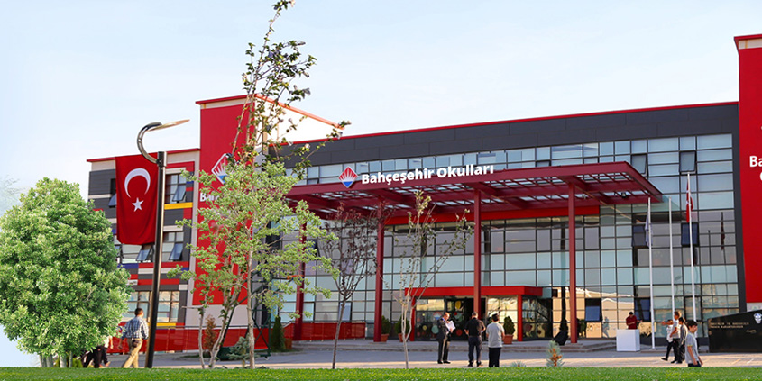 Bahçeşehir Koleji Çankaya Anaokulu