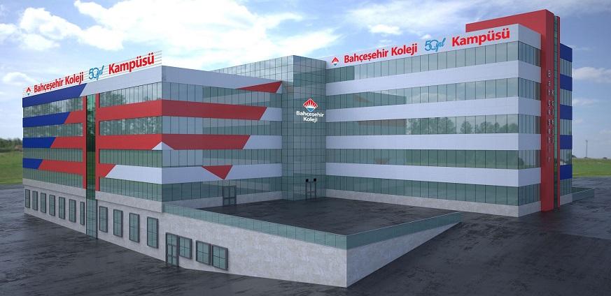 Bahçeşehir Koleji 50. Yıl Anaokulu