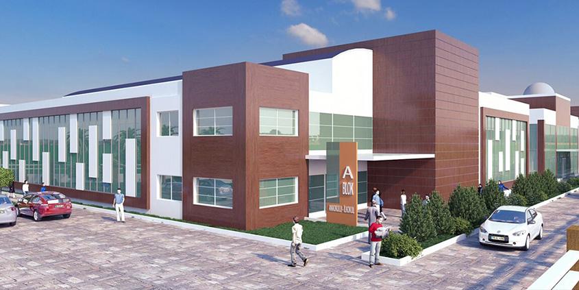 Bahçeşehir Koleji Kuşadası Anadolu Lisesi
