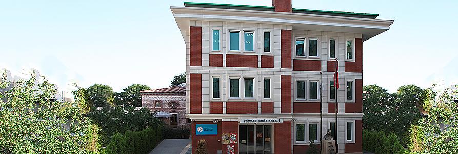 Doğa Koleji İstanbul Topkapı Ortaokulu