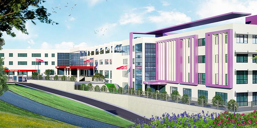 Bahçeşehir Koleji Çorum Anadolu Lisesi