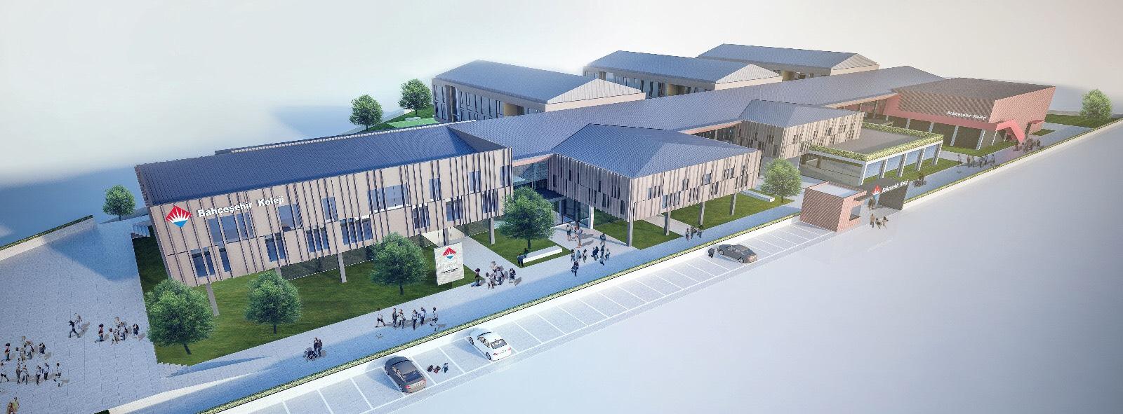 Bahçeşehir Koleji Erzurum İlkokulu