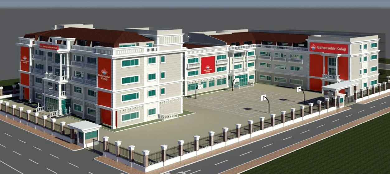 Bahçeşehir Koleji Eskişehir Anaokulu