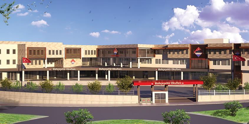 Bahçeşehir Koleji Hatay İlkokulu