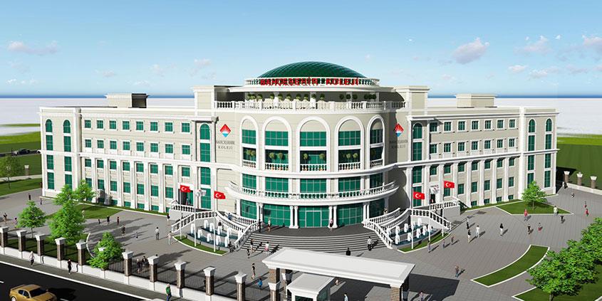 Bahçeşehir Koleji Iğdır Anadolu Lisesi
