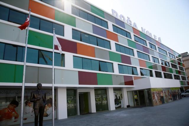 Doğa Koleji İstanbul Cevizlibağ Ortaokulu
