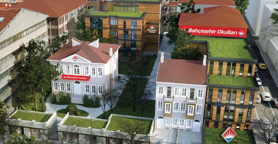 Bahçeşehir Koleji Bakırköy Anaokulu