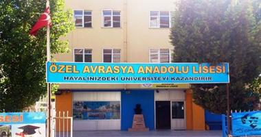 Avrasya Koleji Bursluluk Sınavı